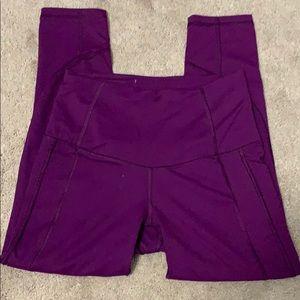 Victoria's Secret sport 3/4 length leggings